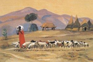 The Good Shepherd - John 10:1-16