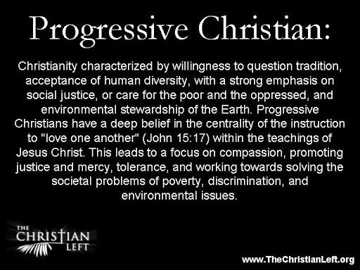 progressive christian