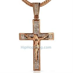 crucifix bling