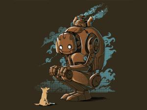 kind robot
