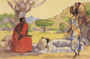 The Samaritan Woman - John 4:1-42