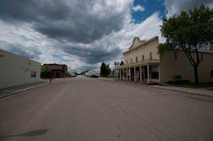 Hope, North Dakota. Population: 258.