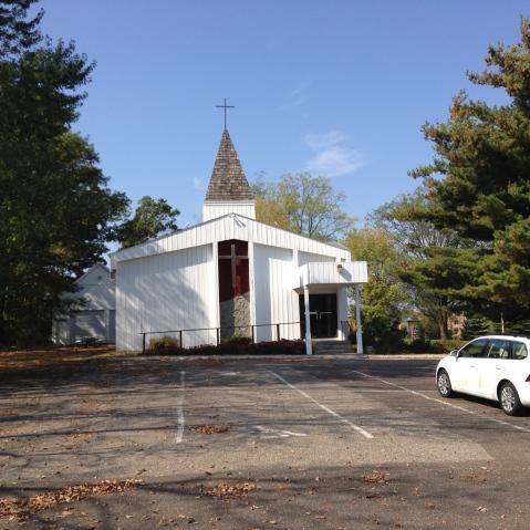 First Christian Church of St. Paul.