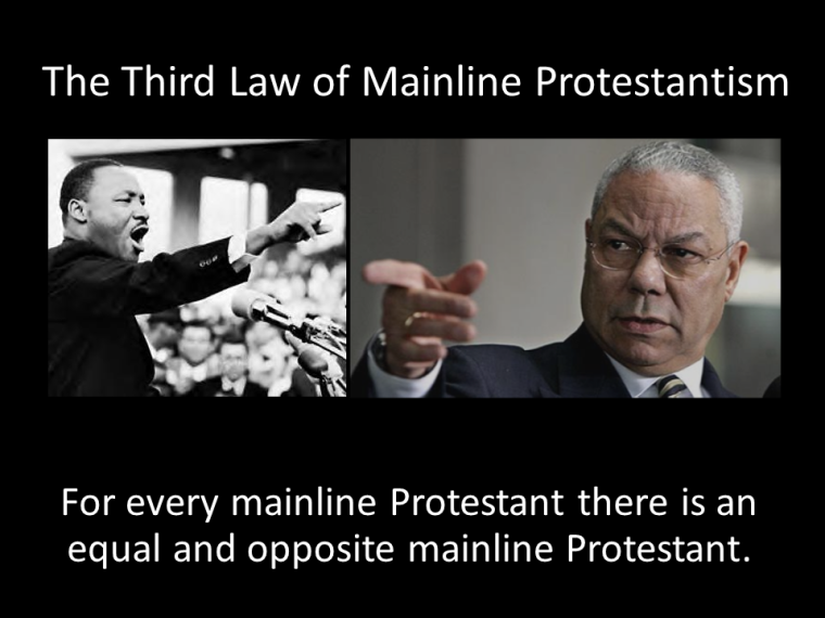 The-Third-Law-of-Mainline-Protestantism